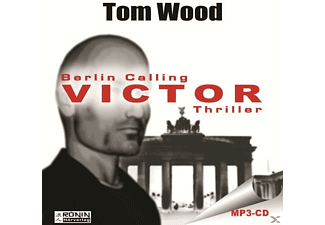 Tom Wood - Berlin Calling Victor - (MP3-CD)