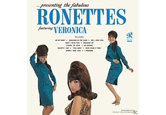 The Ronettes - Presenting The Fabulous Ronettes Feat.Veroni - (Vinyl)