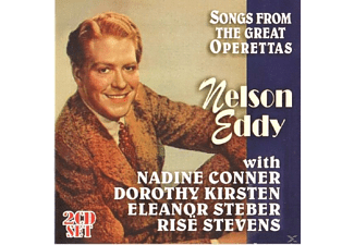 Nelson Eddy - Songs From Great Operas - (CD)