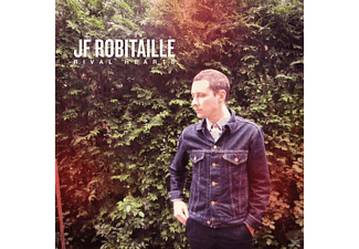 Jf Robitaille - Rival Hearts - (CD)