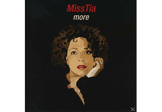 Miss Tia - More [CD]