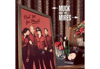 Muck & The Mires - Dial M For Muck - (Vinyl)