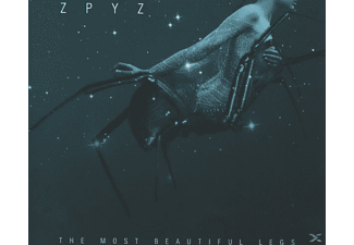 Zpyz - The Most Beautiful Legs - (CD)