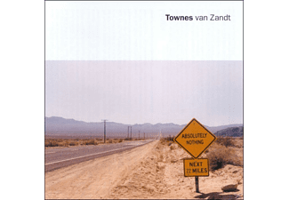 Townes Van Zt - Absolutely Nothing [CD]