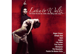 VARIOUS - Latin & Waltz [CD]