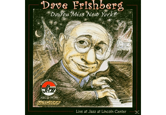 Dave Frishberg - Do You Miss New York? [CD]