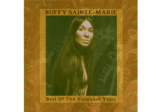 Buffy Marie - Best Of The Vanguard Years [CD]