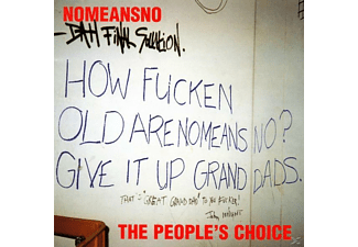 No Means No - The People's Choice - (CD)