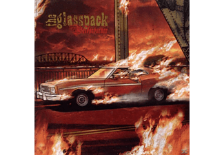 The Glasspack - Bridgeburner - (CD)
