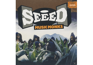 Seeed - Music Monks (Incl.Bonustracks) - (Vinyl)