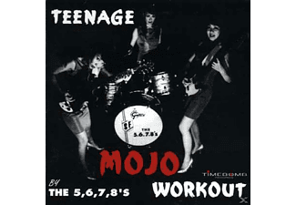 The 5.6.7.8's - Teenage Mojo Workout - (Vinyl)