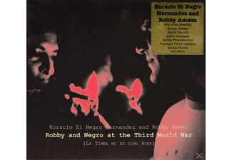 Robby Armeen, Horacio El Nengro Hernandez - Robby & Negro At The Third World War - (CD)