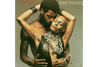 The Ohio Players - Ecstasy - (CD)
