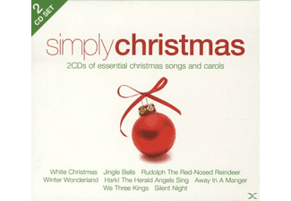 VARIOUS - Simply Christmas (2cd) - (CD)