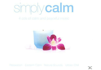 VARIOUS - Simply Calm - (CD)