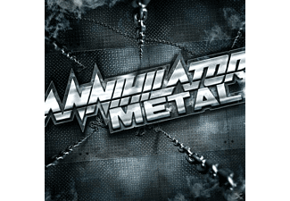 Annihilator - Metal - (CD)