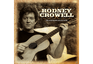 Rodney Crowell - Platinum Collection - (CD)