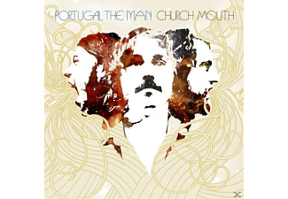 Portugal. The Man - Church Mouth [CD]