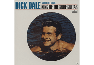 Dick Dale - King Of The Surf Guitar - (CD)