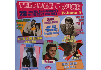 VARIOUS - Teenage Crush Vol. 5 - (CD)