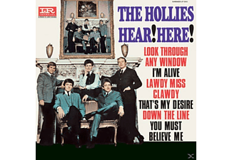 The Hollies - Here! Here (Mono Edition) - (Vinyl)