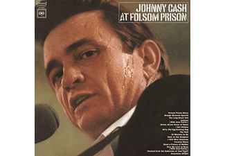Johnny Cash - At Folsom Prison - (Vinyl)