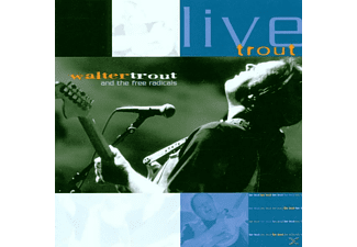 Walter Trout - Live Trout [CD]