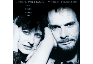 Haggard, Merle / Williams, Leona - Old Loves Never Die - (CD)