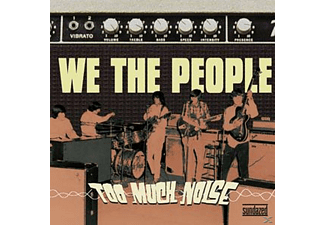 We The People - Too Much Noise - (CD)