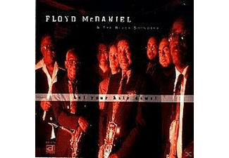 Floyd & The Blues Mcdaniel - Let Your Hair Down - (CD)