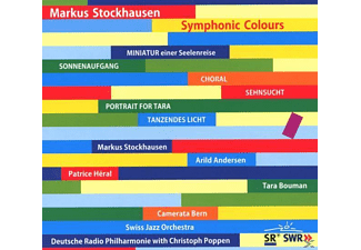 Stockhausen Markus - Symphonic Colours - (CD)