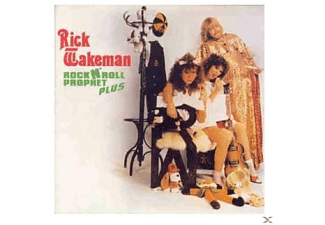 Rick Wakeman - Rock N  Roll Prophet Plus - (CD)