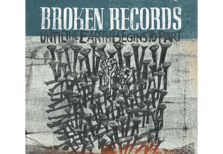 Broken Records - Until The Earth Begins.. - (CD)