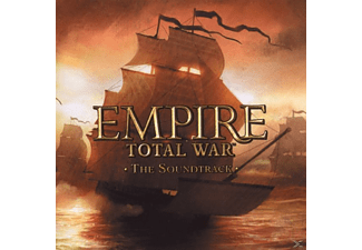 VARIOUS - Empire-Total War (Ost) - (CD)