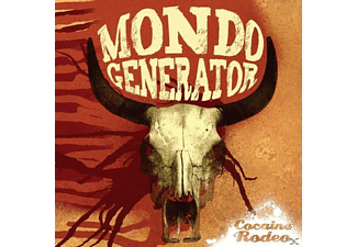 Mondo Generator - COCAINE RADIO - (CD)
