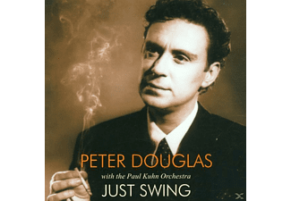 Peter Douglas - Just Swing - (CD)
