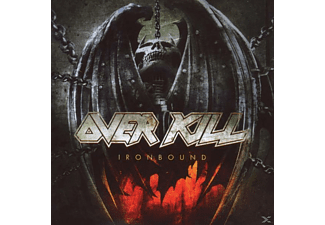 Overkill - Ironbound [CD]