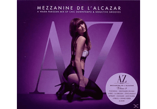 VARIOUS - Mezzanine De L'alcazar Vol.9 [CD]