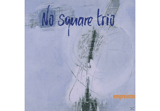 No Square Trio - Empreintes - (CD)