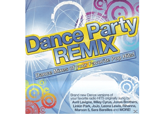 VARIOUS - Dance Party Remixed - (CD)