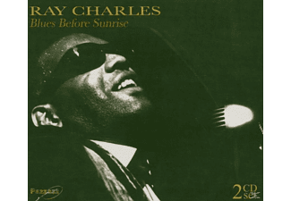 Ray Charles - Blues Before Sunrise - (CD)