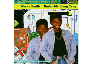 Wayne Smith - Under Me Sleng Teng - (CD)