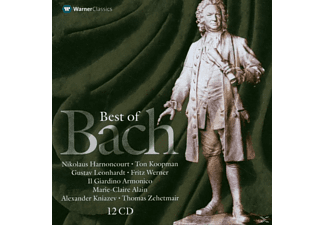 Best Of Bach - Best Of Bach (France 2006) - (CD)