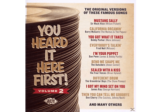 VARIOUS - You Heard It Here First Vol.2 [CD]