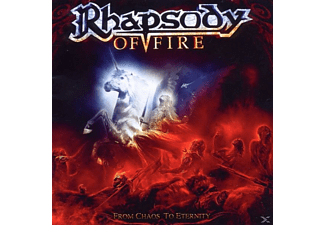 Rhapsody Of Fire - From Chaos To Eternity - (CD)