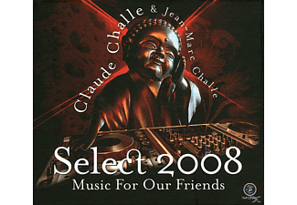 VARIOUS - Select 2008 - (CD)