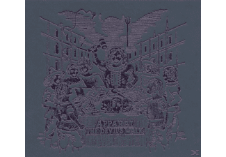 Apparat Orchestra Of Bubbles, Apparat - The Devil's Walk (Deluxe Edition) [CD]