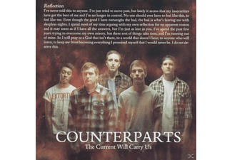 Counterparts - The Current Will Carry Us - (CD)