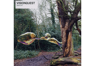 Visionquest - The World Is Yours/Its Simpl - (CD)