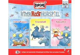 Ritter Rost - 03/Ritter-Box - (CD)